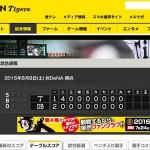 阪神藤浪のリーグトップ9勝と、6人の2番バッター候補について